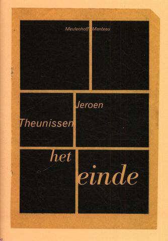 Boekcover Het einde